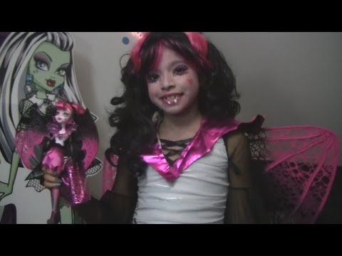 Monster High Costume Ghouls Rule Draculaura
