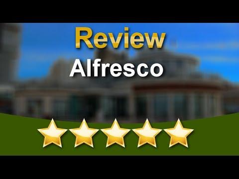 Alfresco Brighton Perfect 5 Star Review by Mark B.