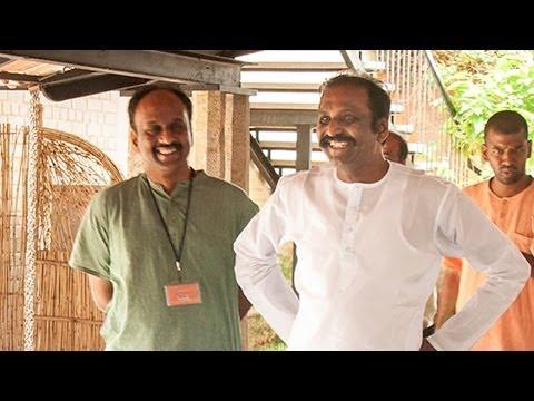 கவிப்பேரரசை ஈர்த்த ஈஷா! Poet Vairamuthu Share His Experience On Isha video