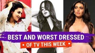 Hina Khan, Jennifer Winget, Divyanka Tripathi: Best and Worst Dressed TV | Fashion | Bollywood