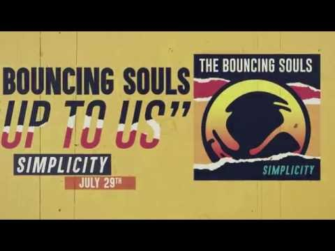 The Bouncing Souls - Up To Us (Official Lyric Video)
