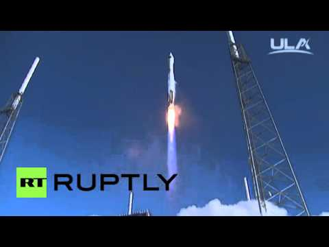 USA: Atlas V rocket succesfully launches GPS satellite