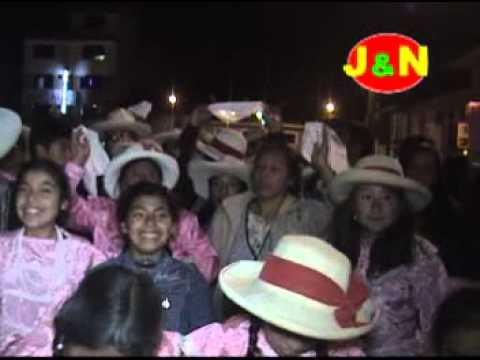 Encuentro de Conventinos y Cañarinos en la Fiesta de San Juan POMABAMBA 2012