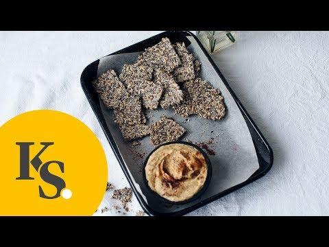 Gesunde Low-Carb-Cracker | Der Snack für gesunde Ernährung
