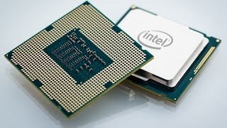 Intel Core i7-4790K (8M Cache, up to 4.40 GHz) Unboxing