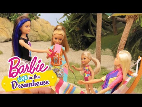 Sisters Ahoy   Barbie LIVE! In the Dreamhouse   Barbie