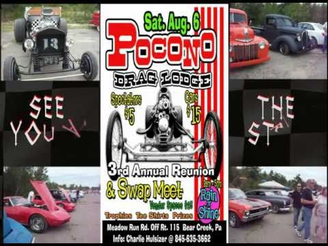 3rd annual pocono drag lodge reunion