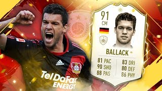 FIFA 19: Michael BALLACK PRIME Squad Builder Battle 😍🔥