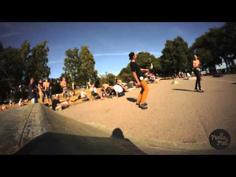 Nolla.net TV 28 / 2013 VOLCOM WILD IN THE PARKS Helsinki