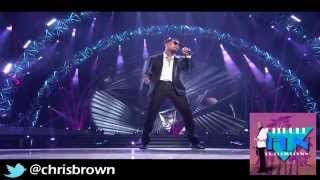 Pitbull ft Chris Brawn '' Fun '' ( American Idol audio HD )