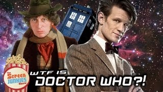 WTF is Doctor Who?!