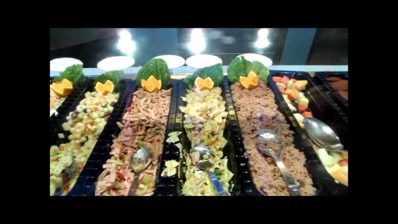 Lido Buffet Food Youtube