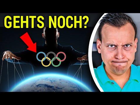 Die Olympia Ablenkung: Das passiert im Verborgenen!