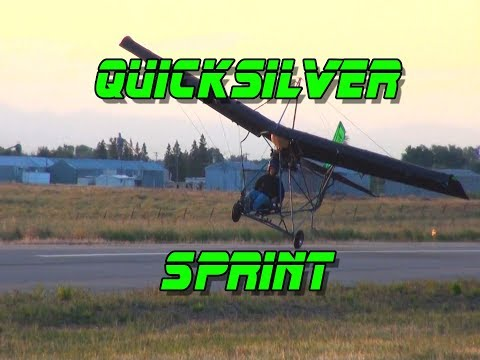 Flying the Quicksilver Sprint