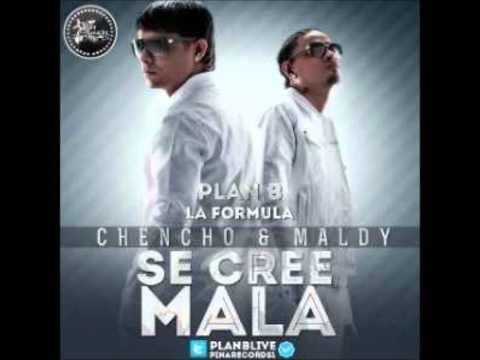 Se Cree Mala Plan B (chencho Y Maldy) (la Formula By Pina Records) video