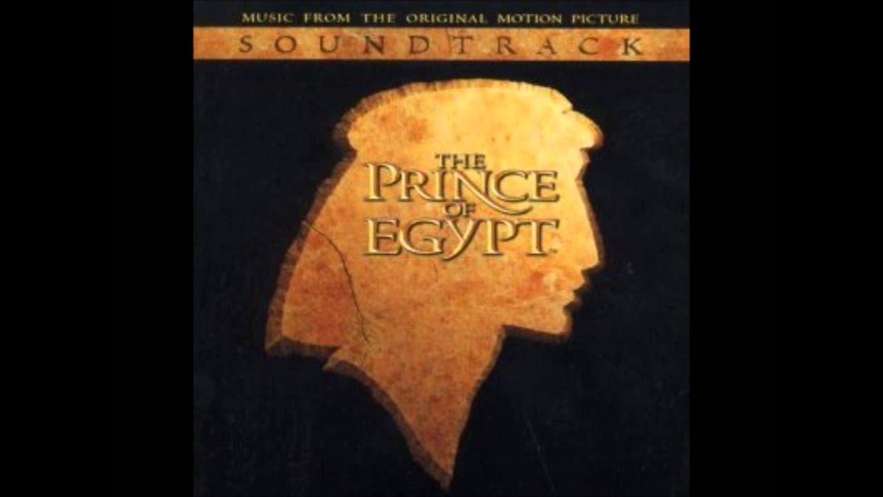 Joseph Prince of Egypt Prince of Egypt Soundtrack