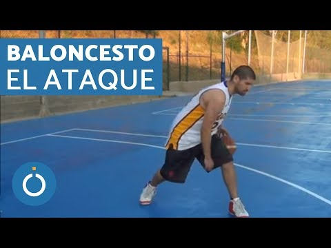 Cómo atacar en baloncesto
