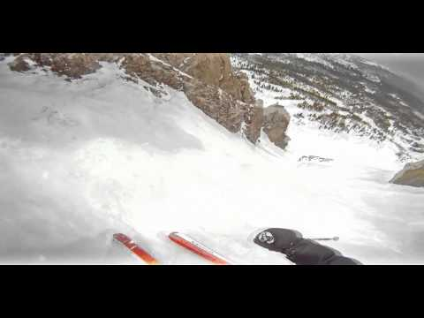 Mammoth Mountain: Skiing the Upper Terrain