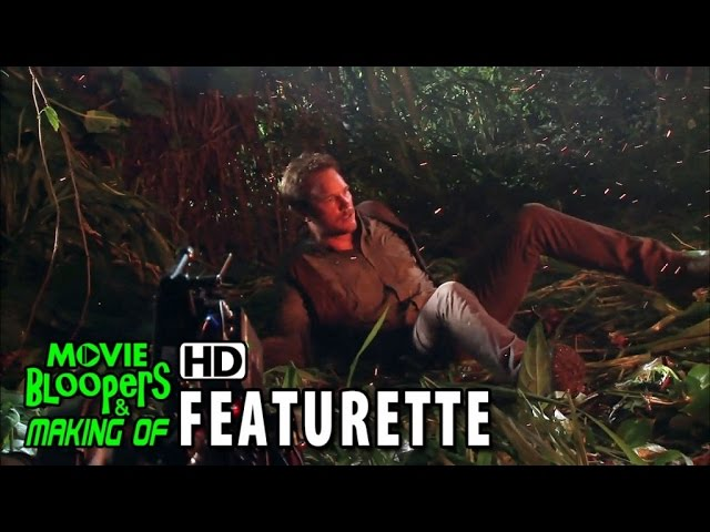 Jurassic World (2015) Blu-ray/DVD Featurette - Chris and Colin - Part 4