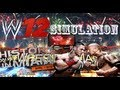 WWE Wrestlemania 28 WWE 12 Simulation
