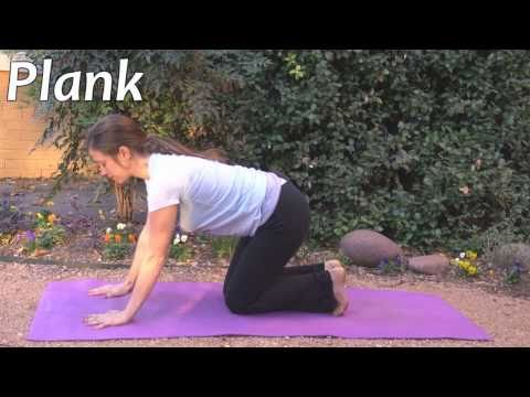 Yoga Poses For Beginners Sun Salutation Part 2, Jen Hilman Austin Yoga & Massage