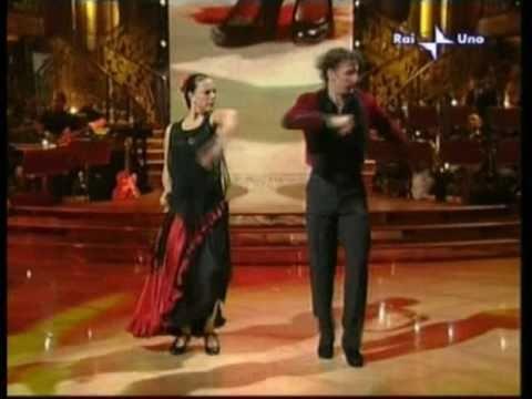 Flamenco Bulerias : Angel Munoz + Charo Espino