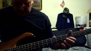 System Of A Down S.O.D. - Aerials Bass Cover