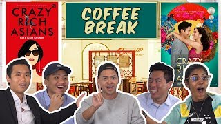 CRAZY RICH ASIANS MOVIE REVIEW BY SINGAPOREANS - Coffee Break EP 5