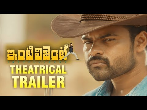 Inttelligent Trailer | Sai Dharam Tej, Lavanya Tripathi | VV Vinayak, C Kalyan | Intelligent Trailer thumbnail