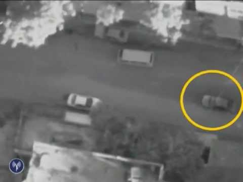 IDF Pinpoint Strike on Ahmed Jabari, Head of Hamas Military Wing