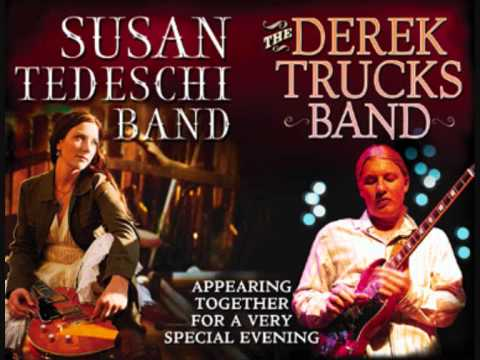 The Derek Trucks Band - Sugar (with Susan Tedeschi)