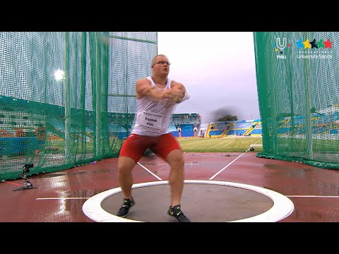 Athletics Men's Hammer Throw Final - 27th Summer Universiade 2013 - Kazan (RUS)