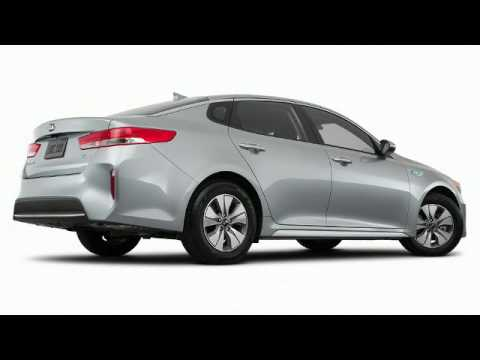2017 Kia Optima Hybrid Video