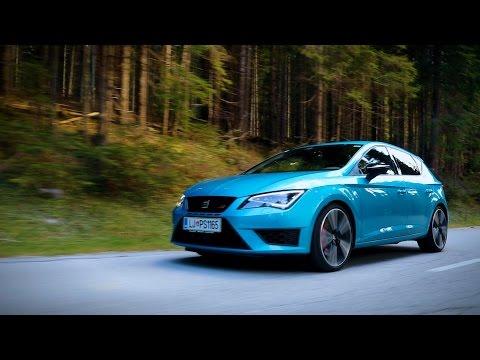Seat Leon Cupra 2.0 TSI 290 review