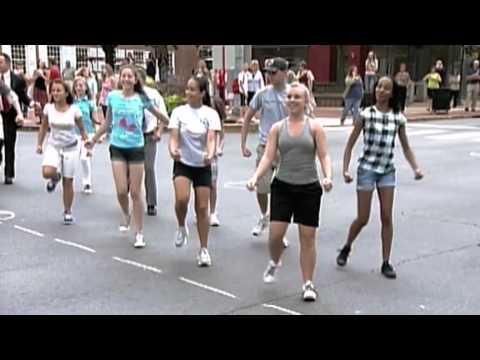 Dance Extravaganza Flash Mob - York, PA