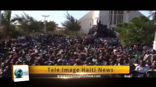 VIDEO: Discour President Martelly, Gonaives 1er Janvier 2014 - Part 2