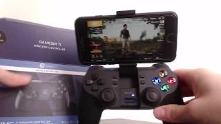 PUBG Mobile Controller iPhone iOS Tutorial for Apple