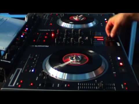 NUMARK NS7 + NSFX DEMO VIDEO BY ALARMUSIC.COM - SPECIAL GUEST DJ CORDELLA (PART 2)