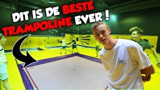 DIT IS DE BESTE TRAMPOLINE EVER!