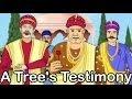 Akbar And Birbal | एक झाड च्या साक्ष | Kids Animated Story With English Subtitles