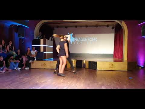 Carlos and Anastasia Brazilian Zouk Performance at Prague Zouk Congress 2019