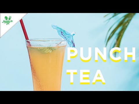 Punch Tea | Minuman #135