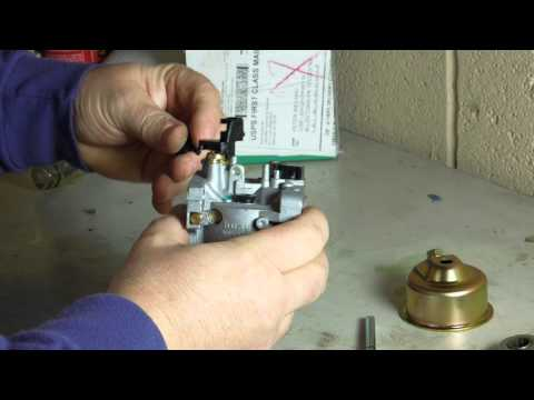 Fixing the Honda Snowblower carburetor