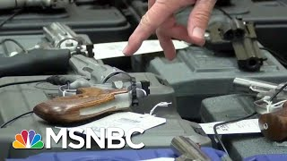 Supreme Court Takes Up Gun Rights Case For First Time In A Decade | Andrea Mitchell | MSNBC
