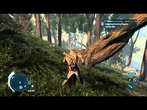 Assassin's Creed 3 - GTX 550 Ti (ALL MAXED OUT)
