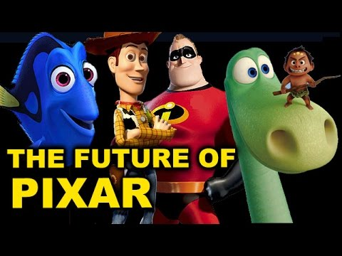 The Good Dinosaur, Finding Dory, Toy Story 4, The Incredibles 2 - UPDATE - Beyond The Trailer