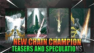NEW SYLAS CHAIN CHAMPION Teasers & Ability Speculations - League of Legends (LoL New Champion)