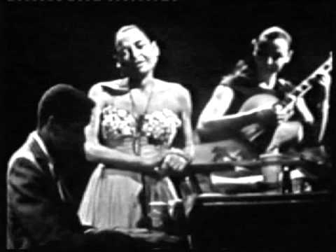 Billie Holiday 1958-07-10-Art Ford - Foolin´Myself + Easy To Remember + Little Moonlight Can Do