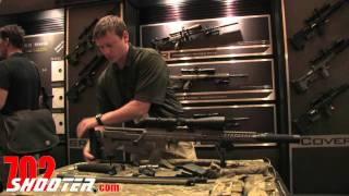 Desert Tactical Arms Stealth Recon Scout Rifle 2012 Shot Show