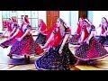 Ghoomar | Padmaavat | Indian Dance Group Mayuri | Russia,  Petrozavodsk